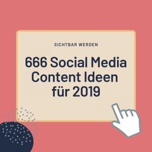 Social Media Content Ideen Kalender 2019 (2) (1)