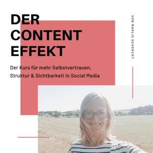 Online Kurs Social Media Selbstvertrauen Selbstständige Struktur Sichtbarkeit
